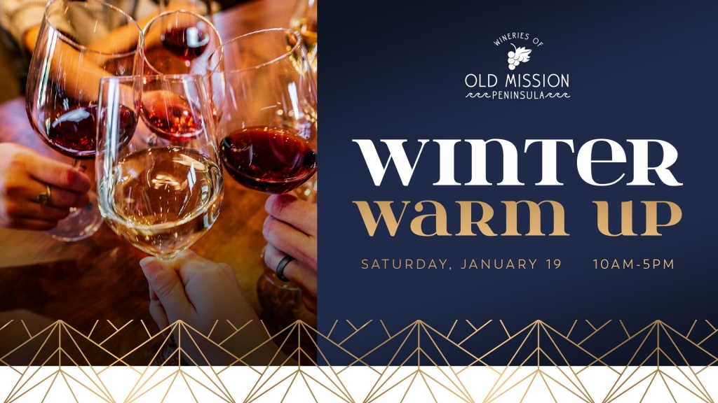 Your Guide To Winter Warm-Up On Old Mission Peninsula