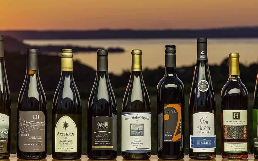 These 10 Michigan wineries should be on your list
