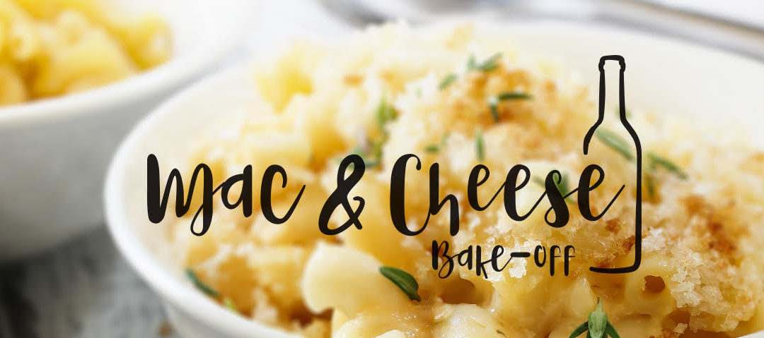 2018 Mac & Cheese Bake-Off Recipes