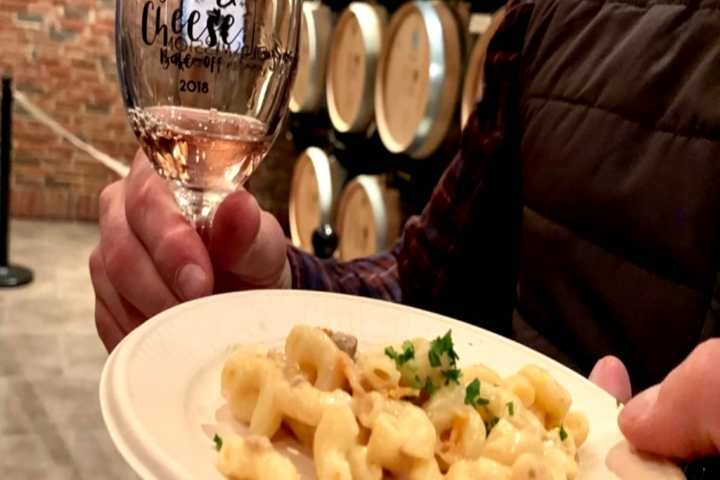 "Preview: ""Mac & Cheese Bake-Off"" on the Old Mission Peninsula Wine Trail"