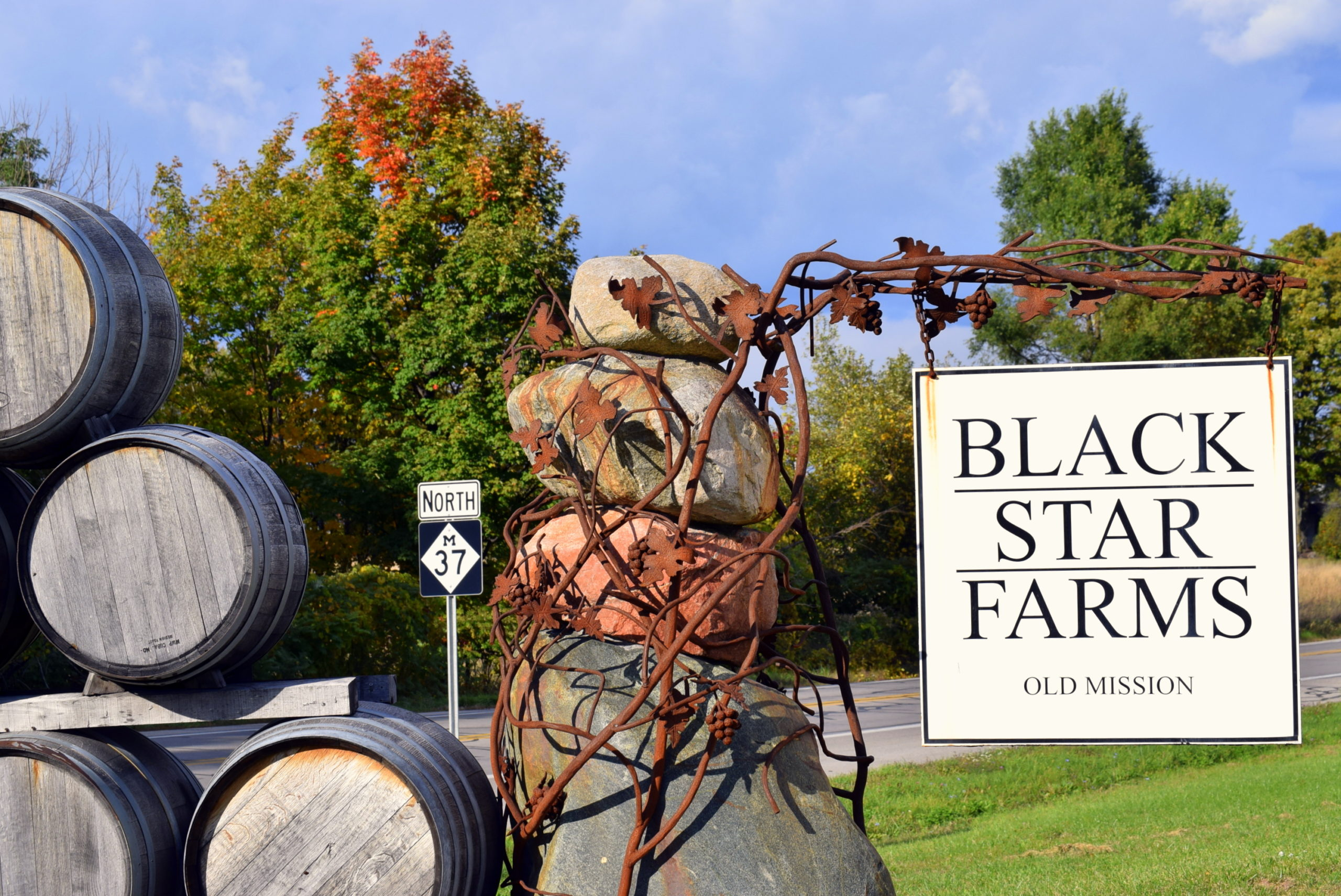 black star farms old mission